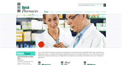 Preview of dutchpharmacy.net